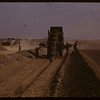 Ditch Digger - begining North Battleford airport. 09/02/1940