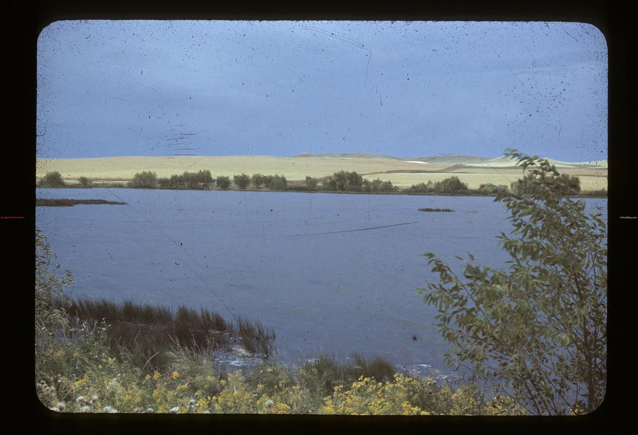 CPR dam near Ferland. 08/26/1942