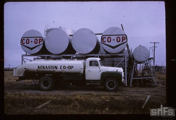 Bulk plant. Kenaston.  04/01/1963