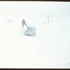 Manny Nelson - Highway 37 north of Shanavon - [standing on snow bank. Shaunavon. 02/25/1950