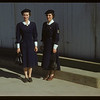Ruth Kemper & Susie Andriuk - Public Health Nurses.Climax. 10/20/1954