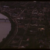 Looking down over the bridge at Prince Albert from the air. Prince Albert. 06/22/1946