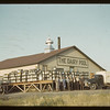 Dairy pool creamery and eggs. Biggar. 08/19/1942