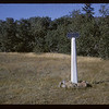 NWMP Marker at Chimney Coulee. Eastend. 08/11/1964