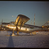 Saskatchewan Government Air Ambulance. Regina 12/27/1948