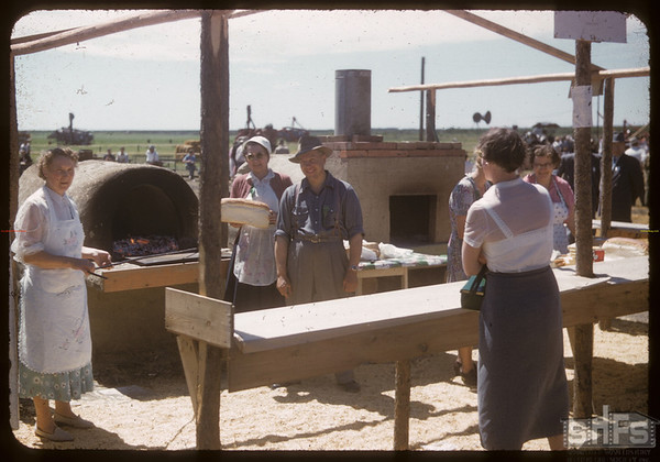 Pionera - Doukhobor Ovens. Saskatoon 07/06/1955