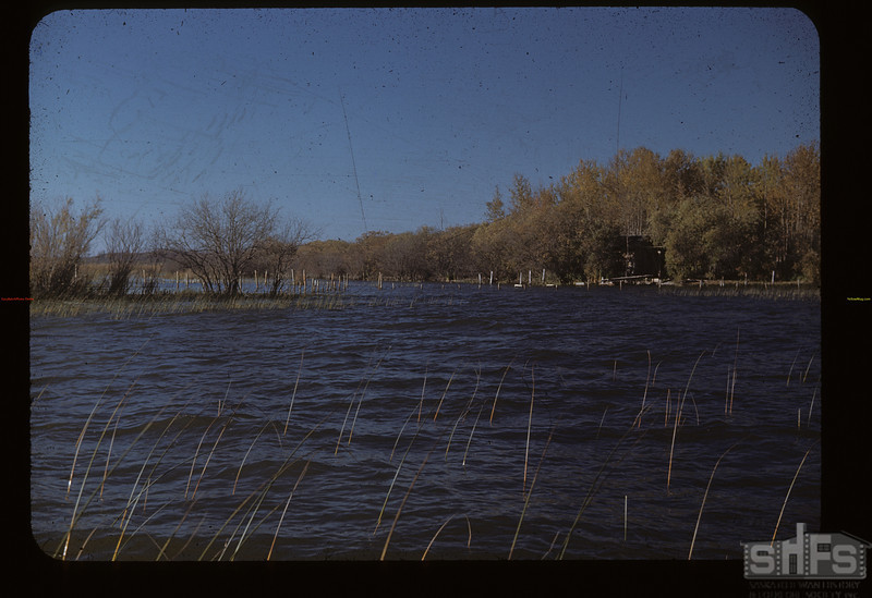 Big Narrows - where Big Bear and Middleton crossed. Loon Lake.  10/02/1948