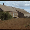 Peter's house and barn - Mennonite Village near Blumenhof. 06/28/1953