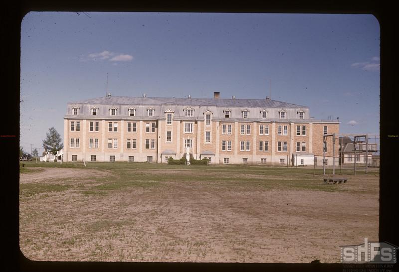 Boy's College. Gravelbourg.   06/11/1947