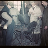 Blacksmithing-Y-T-S. Bruce Wray Instructing. Kenosee.  11/26/1946