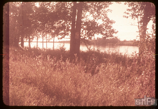 North of North Sask. River near site of Peter Pond's Post. Prince Albert 08/14/1953