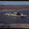 Carleton ferry. Fort Carleton. 10/10/1945