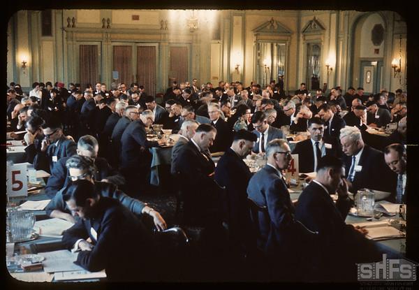 FCL Annual Meeting. Saskatoon 01/01/1963