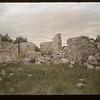 Stone house ruins. Cannington Manor. 09/05/1956