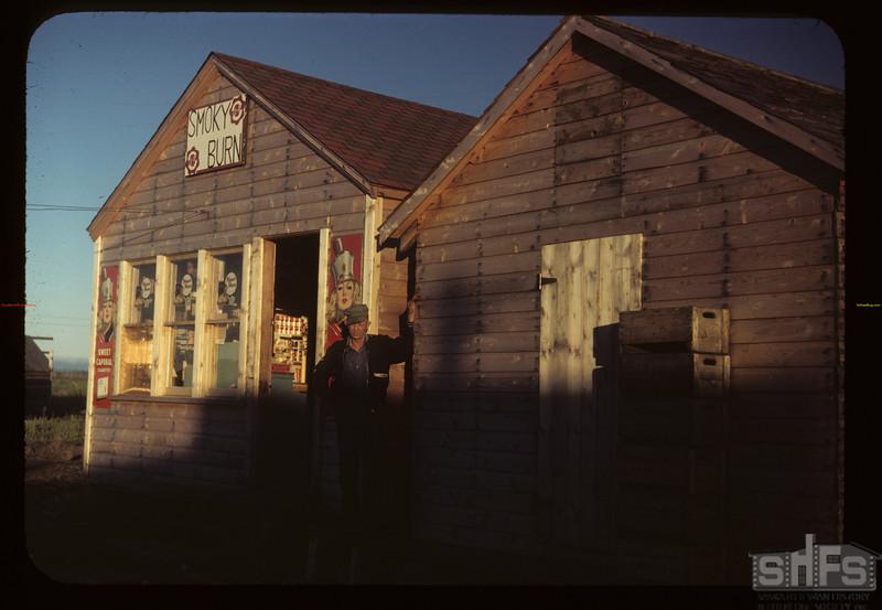 Smoky Burn co-op store - Carrot River Co-op Farms. Carrot River. 07/18/1949