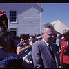 Official opening - John Diefenbaker. Batoche. 06/28/1961