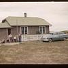 "From ""Mud House"" to this - Tony & Natalia Derringer. Mankota. 08/25/1960"