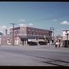 New co-op store - back (right) of Blackstone Hotel. Yorkton. 08/28/1949