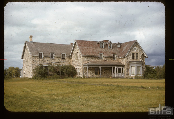 Beckton Brothers [house]. Cannington Manor. 09/05/1956
