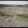 Bakken - Wright archaeological site south of White Mud river. Bracken. 07/17/1960