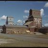 Naicam Pool elevators.  1945 - 46 record - 573 000 bushels. Naicam. 09/28/1946