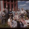 SHFS at A. E. M. Hewlett's. Cannington Manor. 08/23/1960