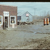 Eastend Co-op 3 days after flood. Eastend.	 04/18/1952