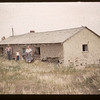"Tony Derringer's ""Mud House"".  Built in 1926. Mankota. 08/25/1960"