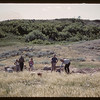 Bakken - Wright archaeological site - looking west.  Bracken. 07/17/1960