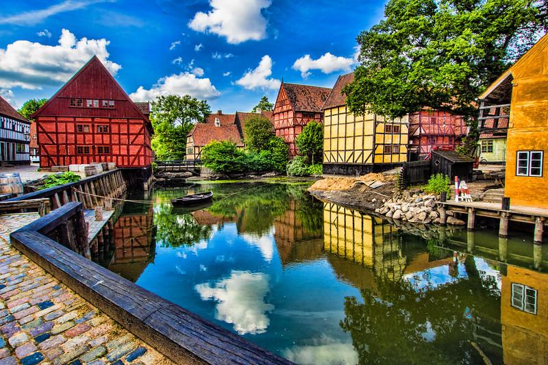 Den Gamle By, Aarhus, Denmark (MRP-158)