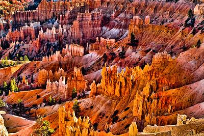 Queen's Garden/Navajo Trail, Bryce Canyon NP, UT (CP-114-2007-09-30)