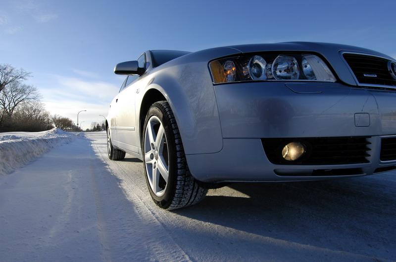 Audi A4 - Dec 2004