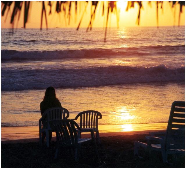 Mazatlan Beach shot