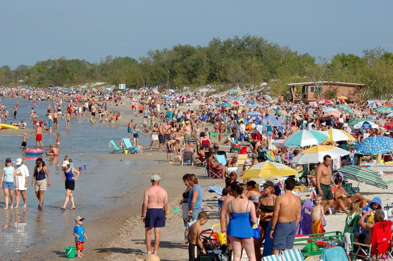 Grand Beach - Lake Winnipeg