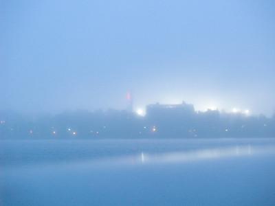 Fenway Fog - Boston, MA
