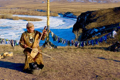 Tuva, March 2014