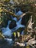 Falls above Hidden Falls, Hidden Falls Park, Auburn, CA.