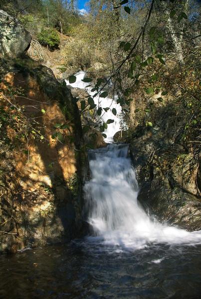 Hidden Falls, Hidden Falls Park, Auburn, CA.