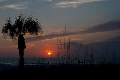 North America, USA, Florida, Sarasota, Crescent Beach, Siesta  Key, Rated Best Beach in North America in 2012