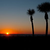 Siesta Key Sunsets : Sunsets from the Crescent Beach on Siesta Key, Rated in 2012 as the best beach in America
