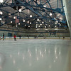 The Salvation Army Kroc Center ice rink is another wide-angle perspective. Aren't they all?