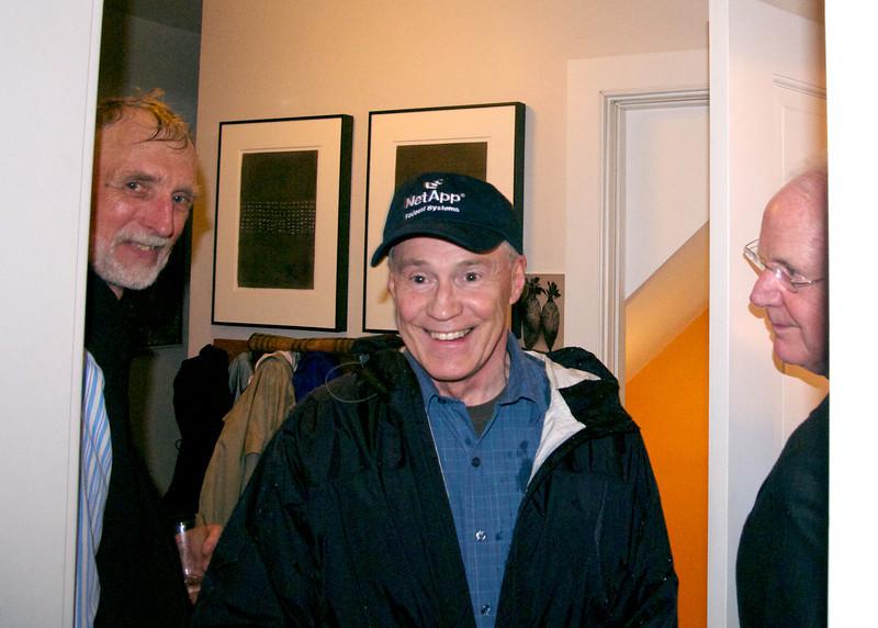 Bob MacDonald and Peter Vernam.