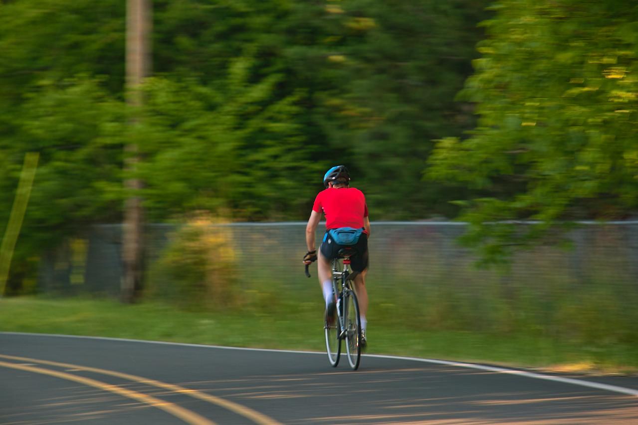 Biking in Tualatin Valley