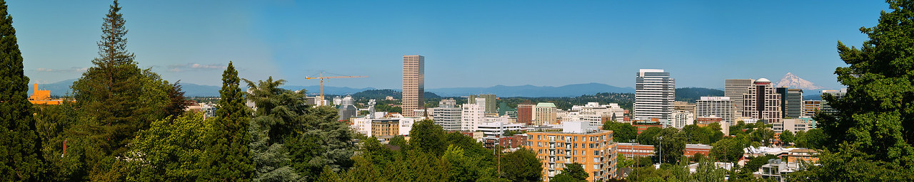 PDX Pano