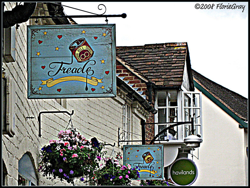 Treacle; Stratford-on-Avon <br /> ©2008 FlorieGray