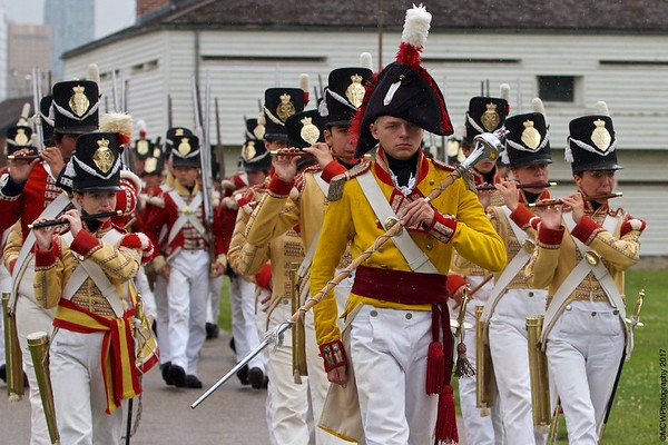 Simcoe Day at Fort York - 2017