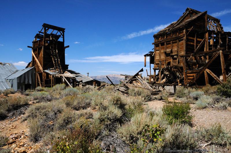 Chemung Mine, CA
