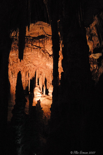 Lehman Caves, Big Basin National Park, NV