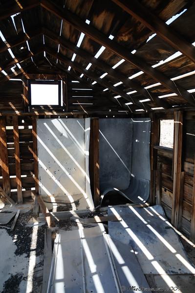 Shadowed Showers, Ibex Springs, CA