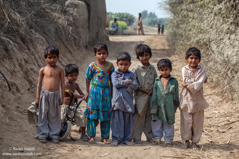Sindhi Children